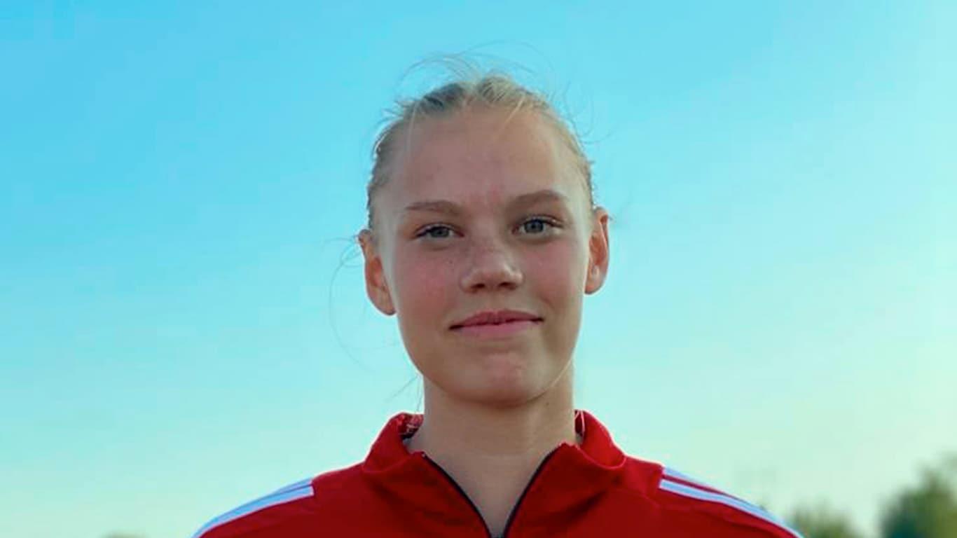 Saga Vanninen saavutti kultaa nuorten Olympiafestivaalissa Bakussa v. 2019.